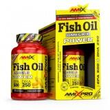Amix Fish Oil Omega 3 Power (žuvų taukai) 60 kaps.