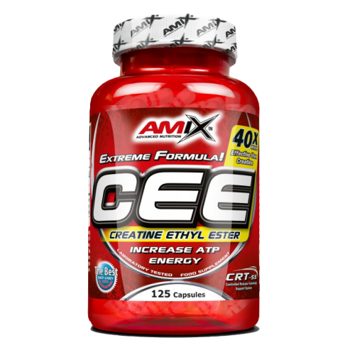 Amix CEE Creatine Ethyl Ester 750mg
