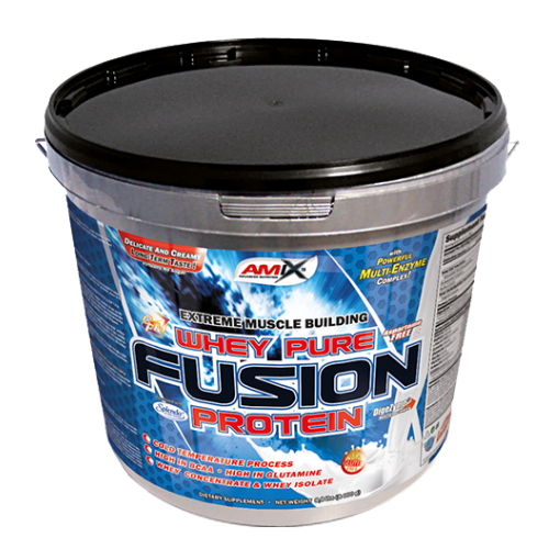 Amix Whey Pure Fusion Protein 4000 g