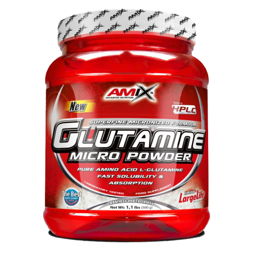 Amix L-Glutaminas 1000 g