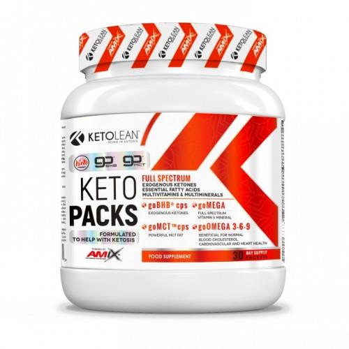 Amix KetoLean® Keto Packs 30 pak.