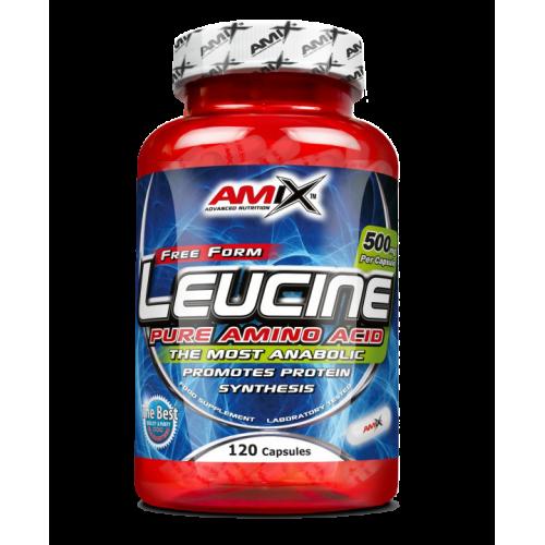 Amix L-Leucine PURE 120 kaps.
