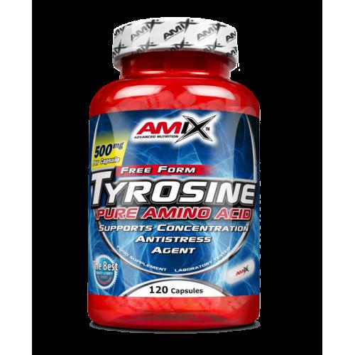 Amix Tyrosine 120 kaps.