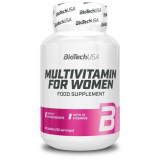 Biotech Multivitamin For Women 60 tabl.