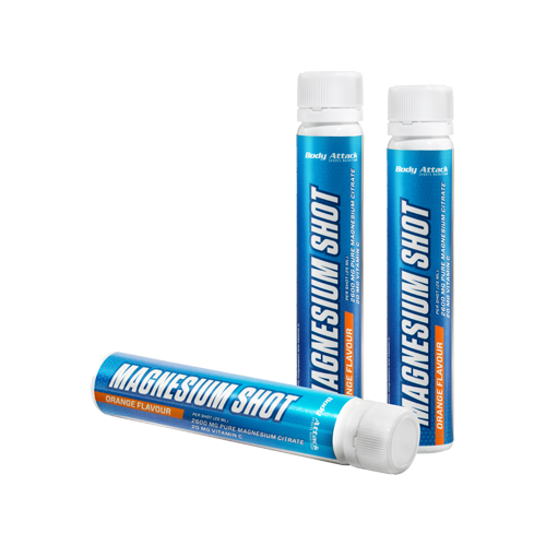 Body Attack Magnesium 2x 25ml ampulės