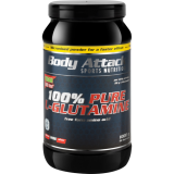 Body Attack 100% Pure L-Glutamine 1000 g