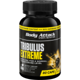 Body Attack Tribulus Extreme 80 kaps.