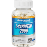 Body Attack L-Carnitine 2000 100 kaps.
