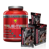 BSN True-Mass 2614 g (Massacra dovanų)!