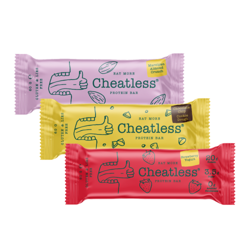 Cheatless Protein Bar 60 g