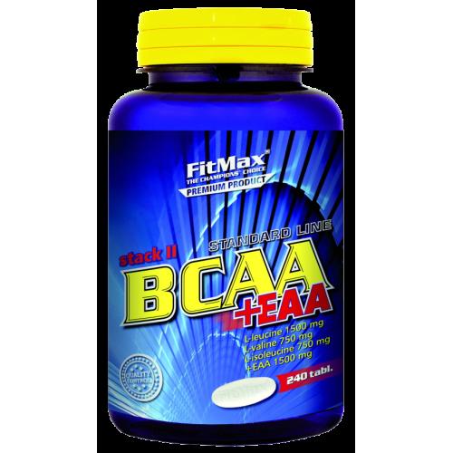 Fitmax BCAA Stack II + EAA 120  tabl.