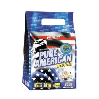 Fitmax Pure American Protein 750 g ir dovana!