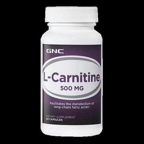GNC Acetyl-L-Carnitine 60 kaps.
