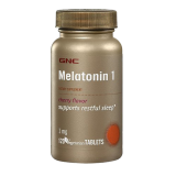 GNC Melatonin 1mg 120 tabl.