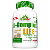 Amix GREENDAY® B-Complex Life-Forte+ 90 kaps.