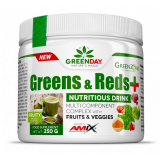 Amix GREENDAY® Greens & Reds 250g