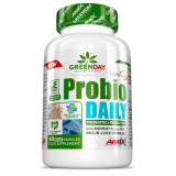 Amix GREENDAY® Probio Daily (probiotikų ir prebiotikų derinys) 60 kaps.