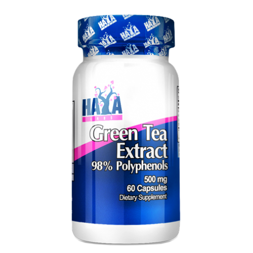 Haya Labs Green Tea Extract 60 kaps.