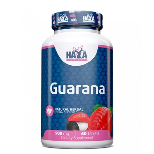 Haya Labs Guarana 60 tabl.