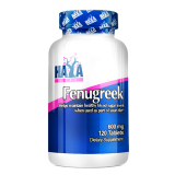 Haya Labs Fenugreek 120 tabl