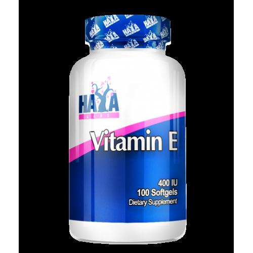 Haya Labs Vitamin E 100 kaps.