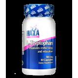 Haya Labs L-Tryptophan ((L-triptofanas) 60 kaps.