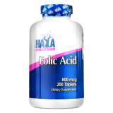 Haya Labs Folic Acid 250 tabl