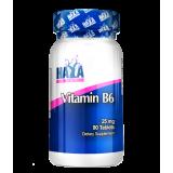 Haya Labs Vitamin B6 90 tabl.