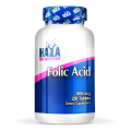 Haya Labs Folic Acid 250 tabl.