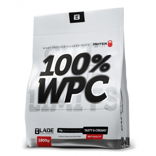 Blade Supplements (Hi Tec Nutrition) 100% Whey Protein Concentrate
