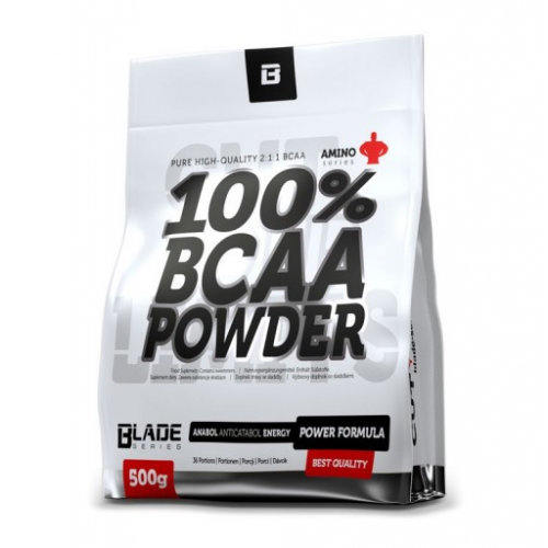 Blade Supplements (Hi Tec Nutrition) 100% BCAA milteliais 500g