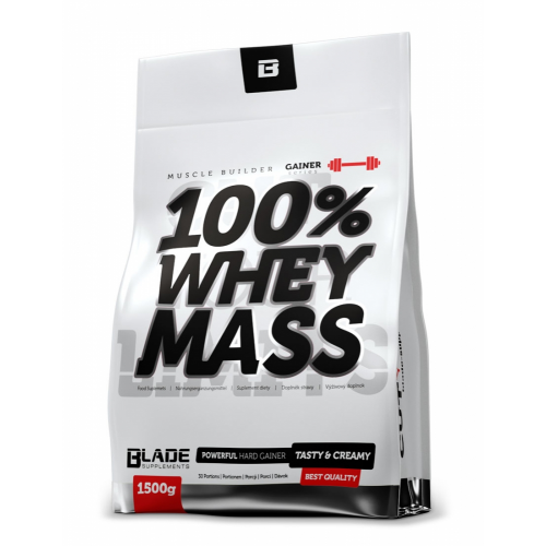 Blade Supplements (Hi Tec Nutrition) 100% Whey Mass 3000g
