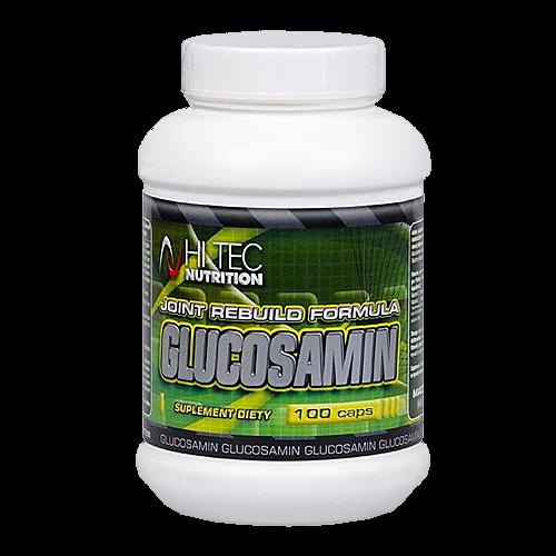 Hi Tec Glucosamin 100 kaps.
