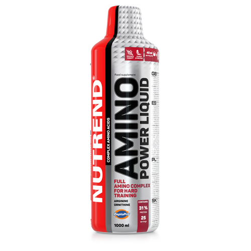 Nutrend Amino Power Liquid