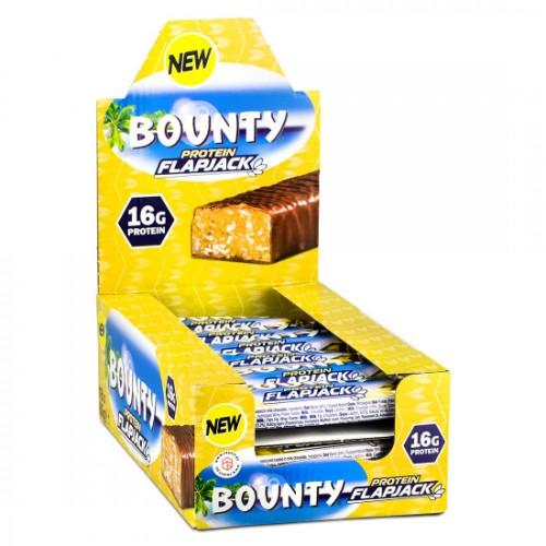 Bounty Protein Flapjack (avižinis batonėlis) 60g