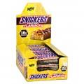 Snickers Protein Flapjack (avižinis batonėlis) 65g