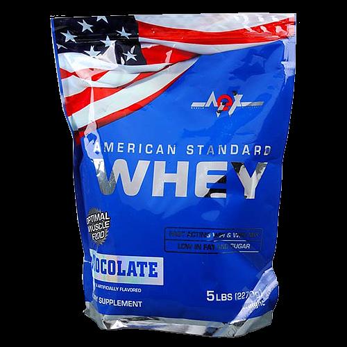 MEX Nutrition American Standard Whey 2270 g