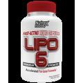 Nutrex Lipo-6 120 kaps.