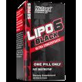 Nutrex Lipo 6 Black Ultra Concentrate 60kaps