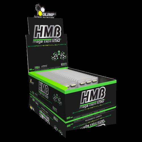 Olimp HMB Mega Caps 1250 mg 30 kaps.