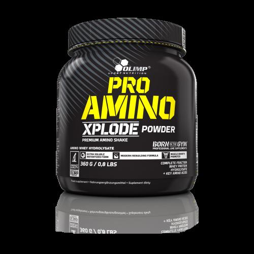 Olimp Pro Amino Xplode  360 g  ir dovana