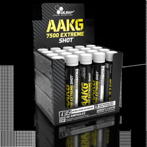 Olimp AAKG 7500 Extreme Shot (1 amp.)