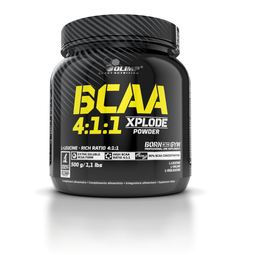 Olimp BCAA Xplode Powder 4:1:1 200g