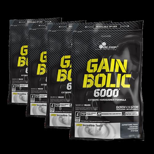 Olimp Gain Bolic 6000 4 kg (arba 4x 1kg už 4kg kainą!)