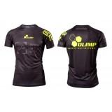 Olimp Team BIG Reglan Active Black&Neon maikutė