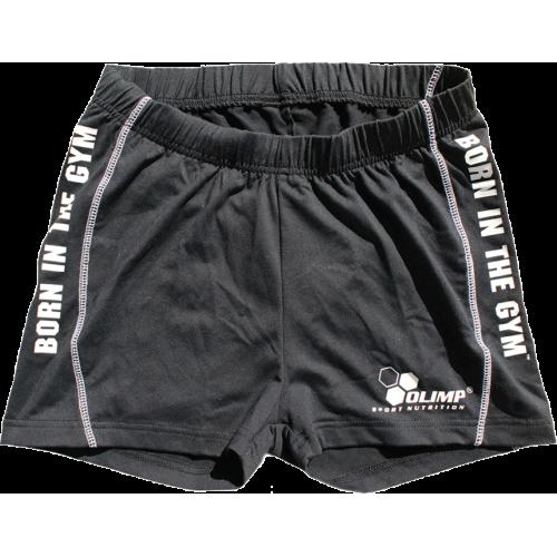 Smash Hotpants juodi šortai