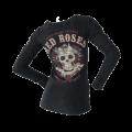 Rose Skull ilgom rankovėm