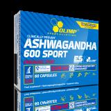 Olimp Ashwagandha 600 Sport (KSM-66) 60 kaps.
