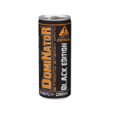 Olimp Dominator Strong Energy Drink Black Edition 3x250 ml