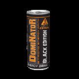 Olimp Dominator Strong Energy Drink Black Edition 3x250 ml